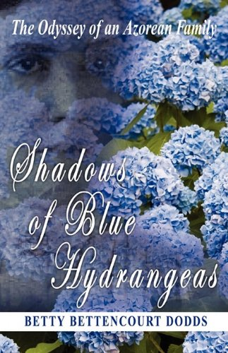 Shadows of Blue Hydrangeas, Dodds, Betty Bettencourt