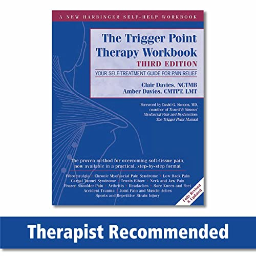 The Trigger Point Therapy Workbook Book Cover Picture