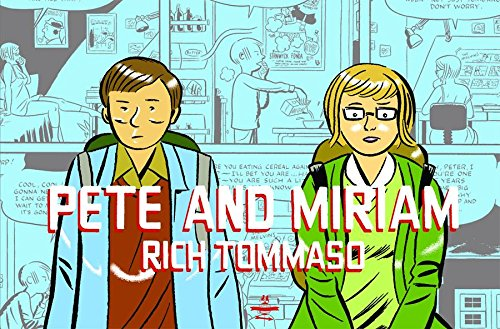 Pete and Miriam cover