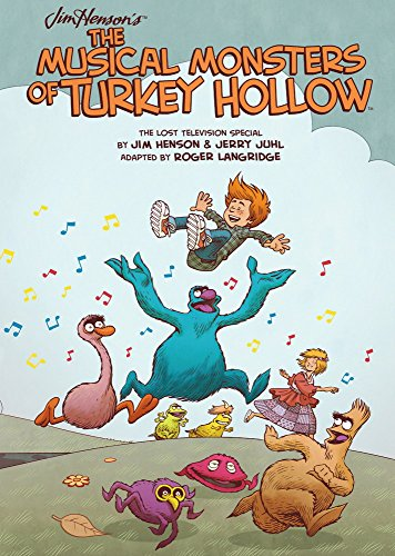 Jim Henson The Musical Monsters of Turkey Hollow cover