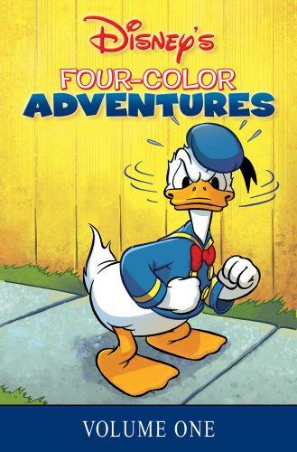 Disney's Four-Color Adventures Volume 1