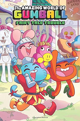 The Amazing World of Gumball Original Graphic Novel: Fairy Tale Trouble, Brennan, Megan