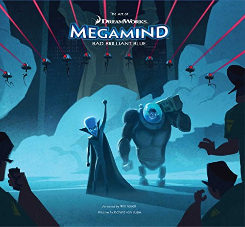 The Art of Megamind (Dreamworks)