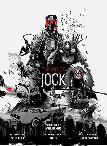 The Art of Jock - Will Dennis, JockJim Lee, Scott Snyder, Peter Berg