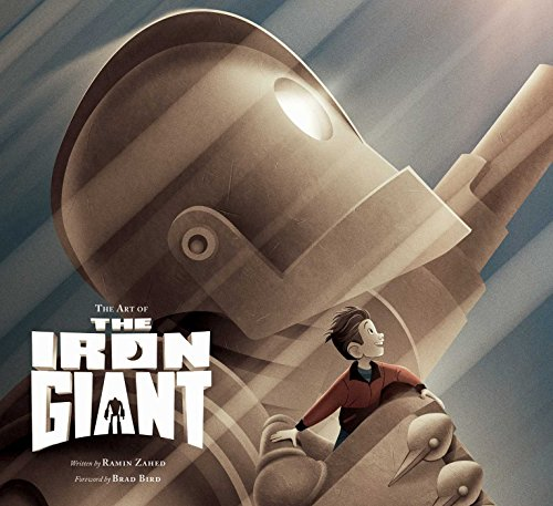 The Art of the Iron Giant - Ramin Zahed