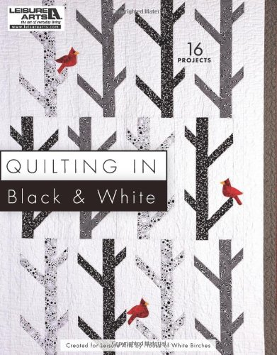 Quilting in Black and White (Dynamic Resource Group)