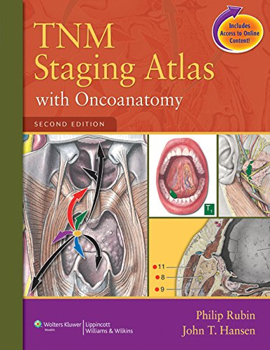 TNM STAGING ATLAS WITH ONCOANATOMY 2ED