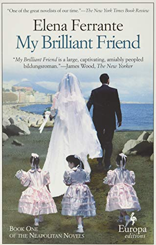 Napolitan. 1, My brilliant friend : childhood, adolescence / Elena Ferrante ; translated from the Italian by Ann Goldstein.