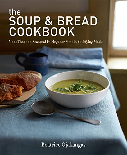 Cover of The Soup & Bread Cookbook