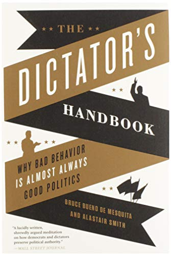 The Dictator's Handbook Book Cover Picture