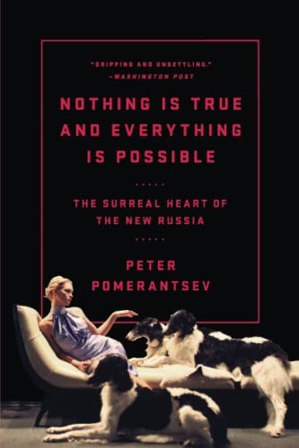 Nothing Is True and Everything Is Possible Book Cover Picture