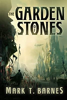 "Cover & Synopsis: ""The Garden of Stones"" by Mark Barnes"