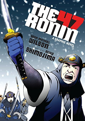 The 47 Ronin: A Graphic Novel cover