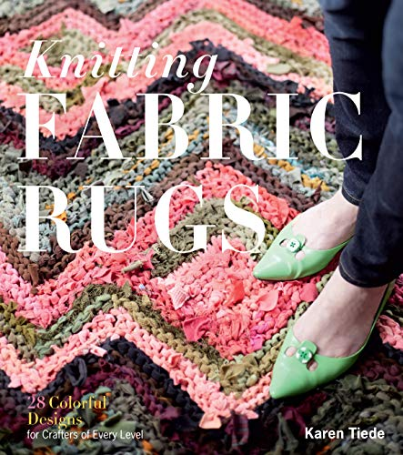 PDF Knitting Fabric Rugs 28 Colorful Designs for Crafters of Every Level
