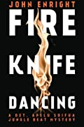 Fire Knife Dancing by John Enright