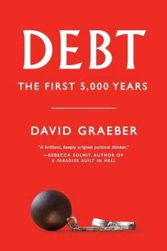 585. Debt: The First 5,000 Years