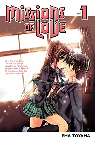 Missions of Love Book 1 cover