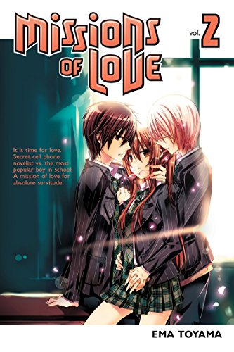Missions of Love Book 2 cover
