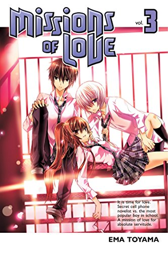 Missions of Love Book 3 cover