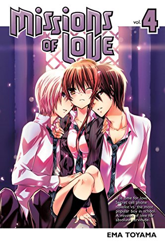 Missions of Love Book 4 cover