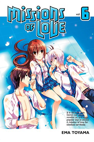 Missions of Love Book 6 cover