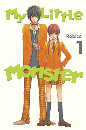 My Little Monster Book 1 cover