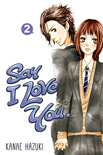 Say I Love You Book 2 cover