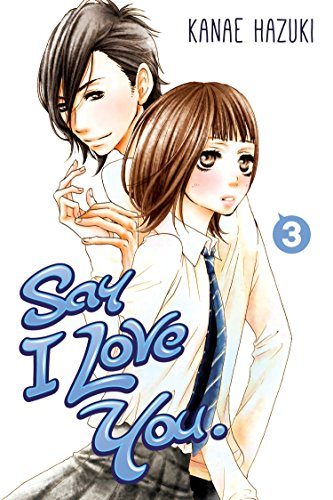 Say I Love You Book 3 cover