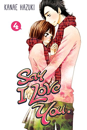 Say I Love You Book 4 cover