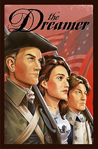 The Dreamer Volume 2 cover