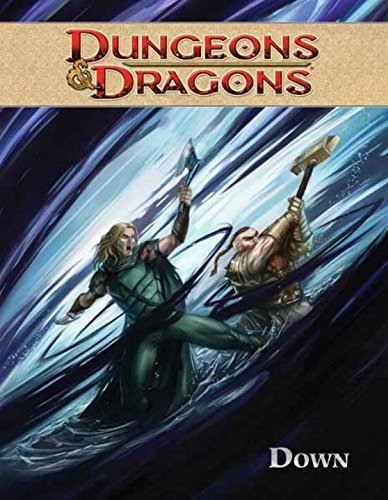 Dungeons & Dragons Volume 3: Down