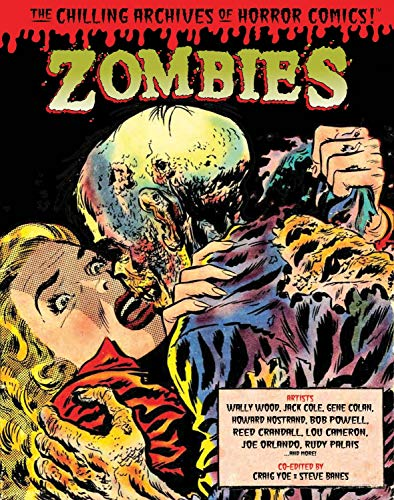 Zombies: The Chilling Archives of Horror Comics Vol. 3