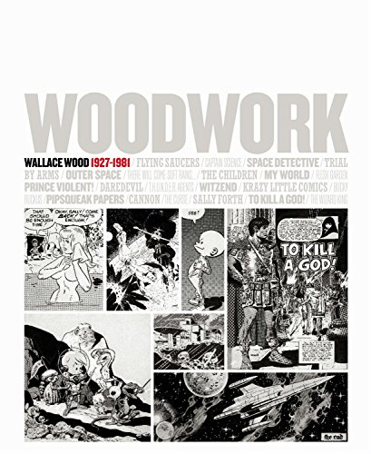 Woodwork: Wallace Wood 1927-1981 (English and Spanish Edition) - N/A