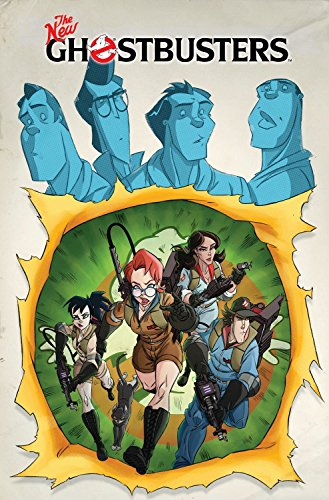 Ghostbusters Volume 5: The New Ghostbusters cover