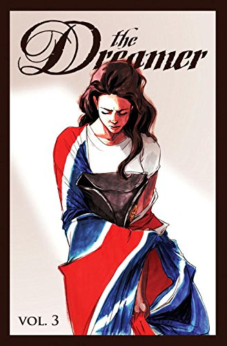 The Dreamer Volume 3 cover
