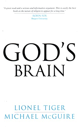 God's Brain, by Tiger, L. and Michal McGuire