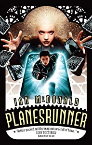 REVIEW: Planesrunner by Ian McDonald