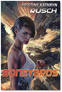 Boneyards Book Cover