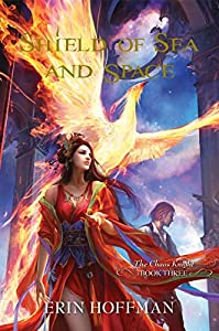 BOOK REVIEW: Shield of Sea and Space by Erin Hoffman