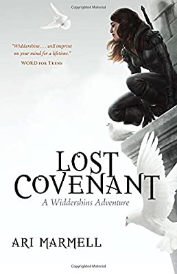 BOOK REVIEW: Lost Covenant by Ari Marmell