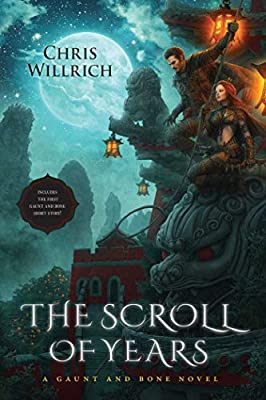 BOOK REVIEW: The Scroll of Years by Chris Willrich