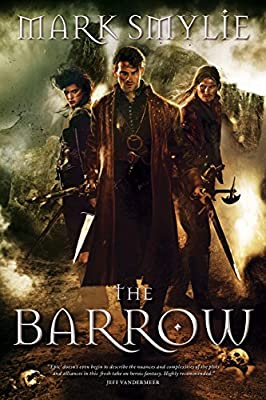BOOK REVIEW: The Barrow by Mark Smylie