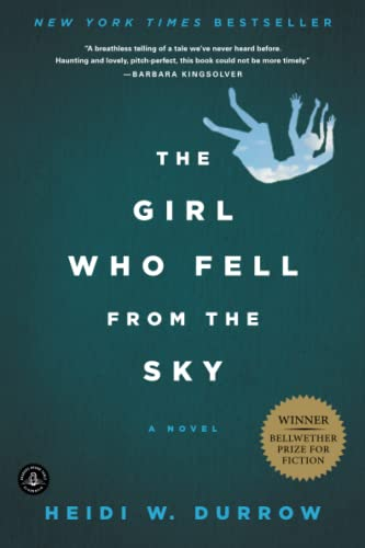The Girl Who Fell from the Sky, Durrow, Heidi W.