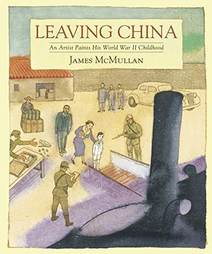 Leaving China cover