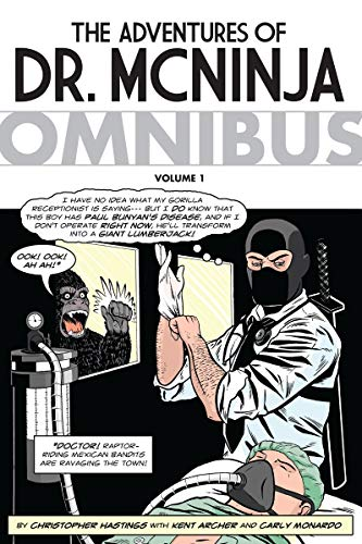 The Adventures of Dr. McNinja Omnibus, Hastings, Christopher