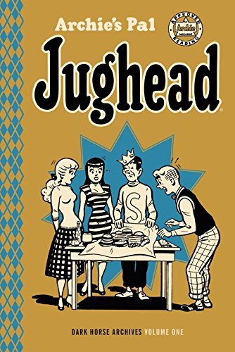 Archies Pal Jughead Archives Volume 1cover