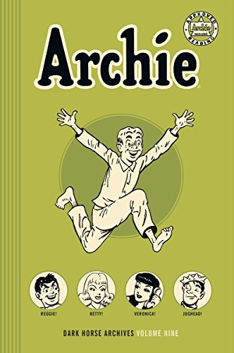 Archie Archives Volume 9 cover