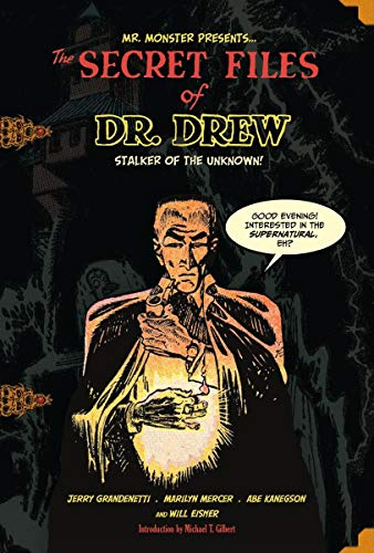 The Secret Files of Dr. Drew cover