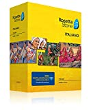 Rosetta Stone Italian  (Language Software) Level 1 & 2