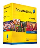 Rosetta Stone Italian  (Language Software) Level 2